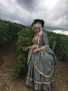 marie antoinette aurait aimé l'Impériale de Marie Antoinette