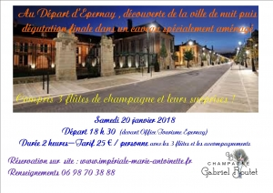 Trip en France Champagne