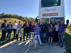 Champagne oenotourisme visite