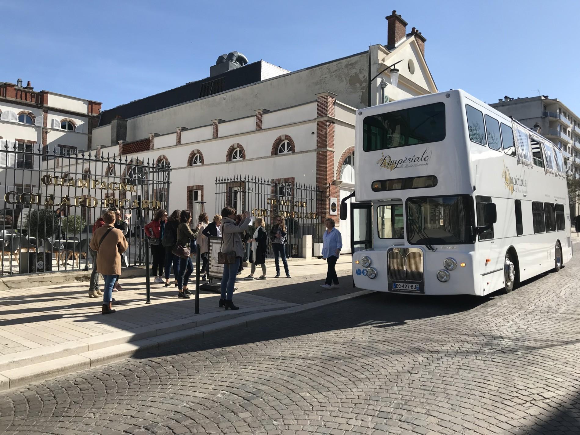 L'Impériale de Marie Antoinette est à Avenue de Champagne à Epernay