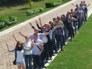 teambuildinf pommery visite groupe