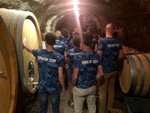 team buildig champagne geoffroy ay