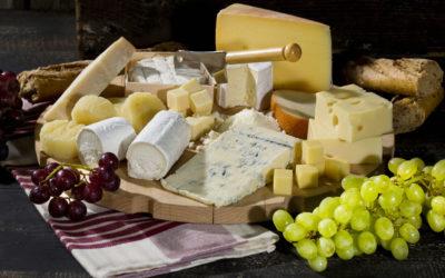 Un visite et une dégustation de fromages chez un vigneron indépendant