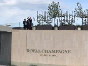 Découverte royal Champagne, privatisation