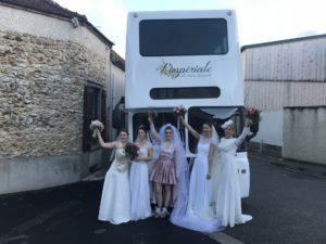 Des mariées